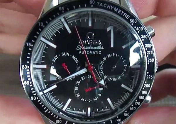 Omega Speedmaster replica horloge