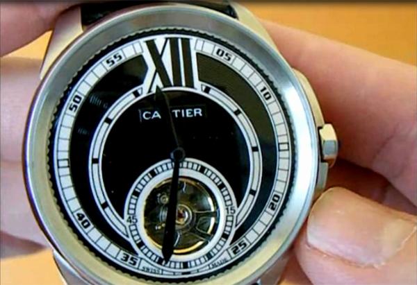 Calibre de Cartier replica horloge