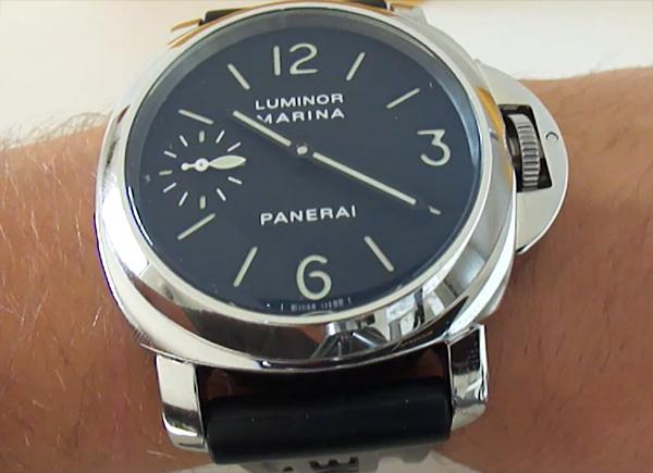 Panerai Luminor Marina Replica horloge
