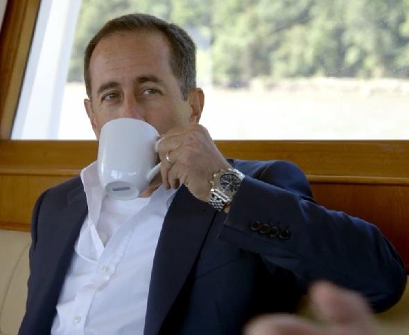 Nep Breitling horloges Seinfeld