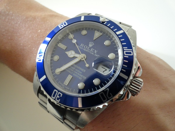 Rolex Submariner Date Replica horloge