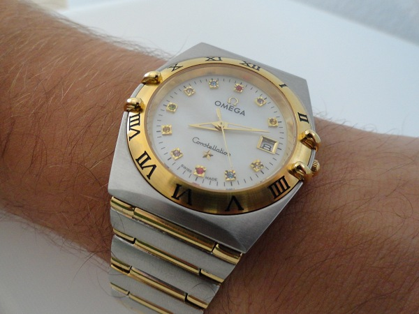 Omega Constellation replica horloge