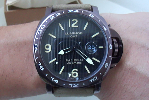 Panerai Luminor GMT Replica
