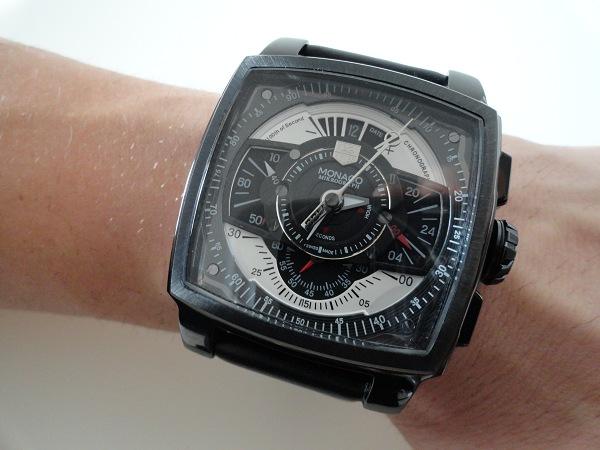 Tag Heuer Monaco Mikrograph Replica Horloge