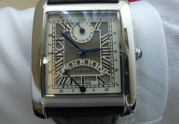 Cartier Tank MC Replica Horloges