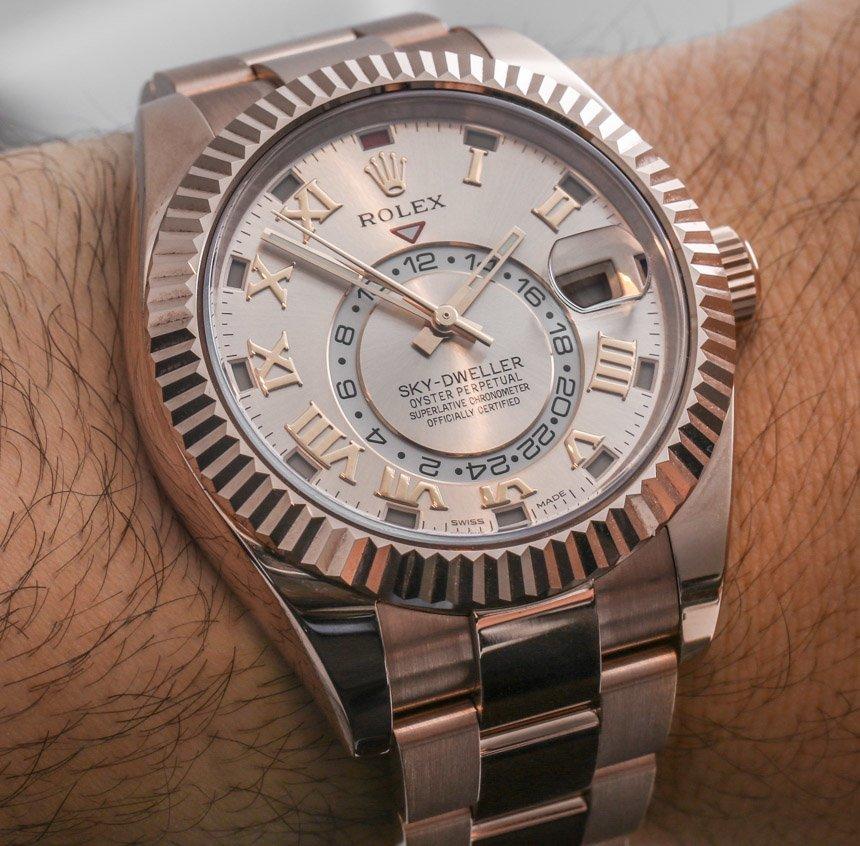 Rolex-Sky-Dweller-HorlogesReplica