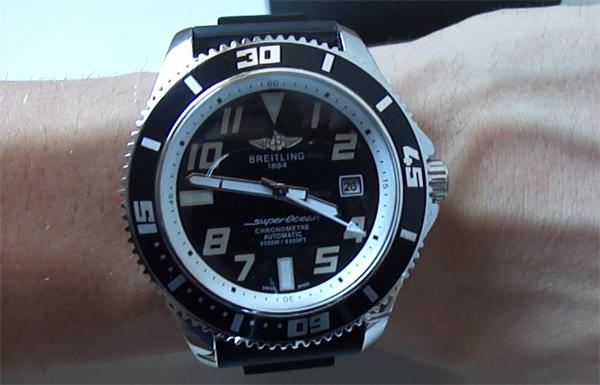 Breitling-Superocean-replica-horloges