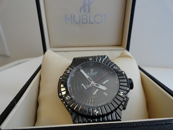 Hublot-Black-Caviar-Replica-Horloges