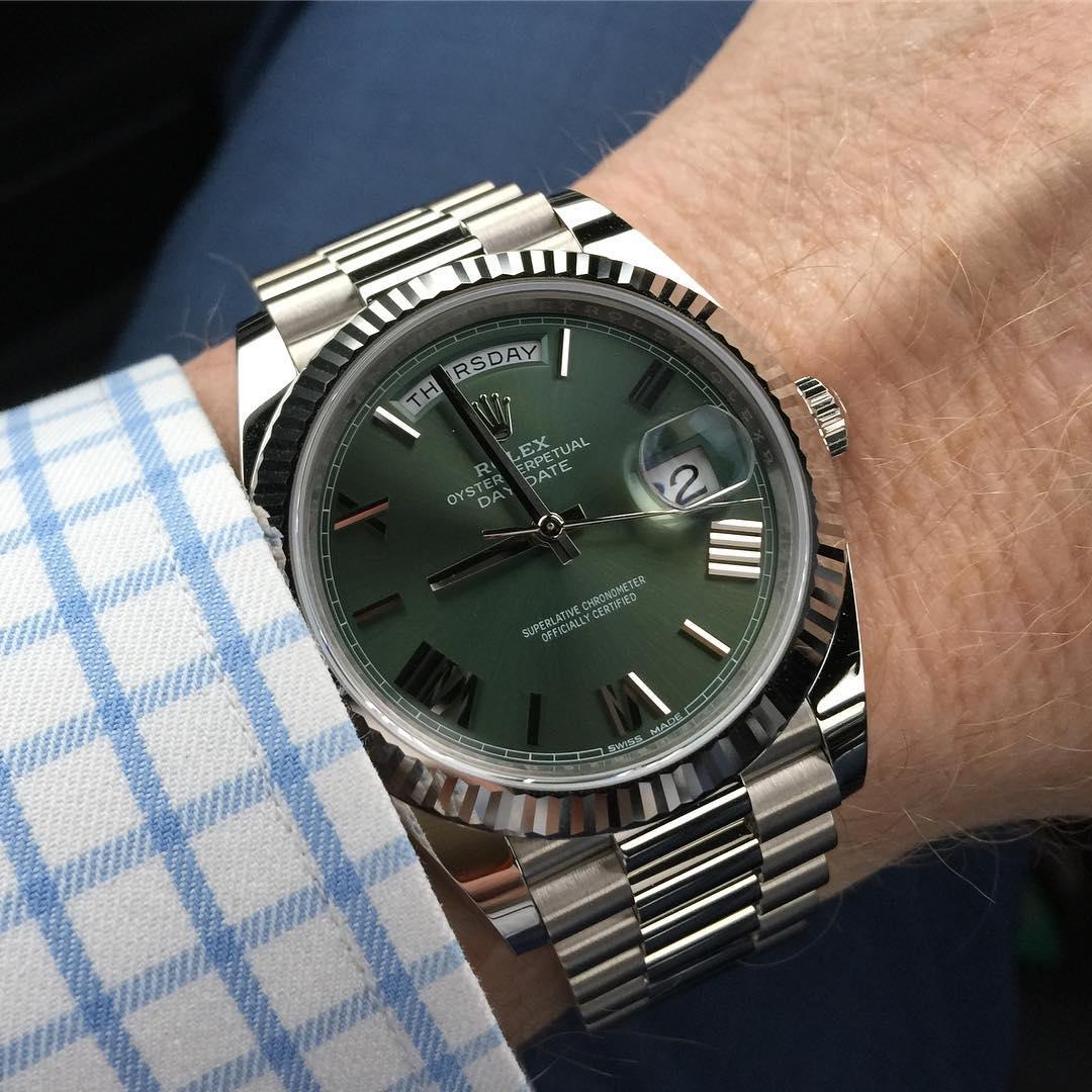 Replica Horloges Rolex DayDate