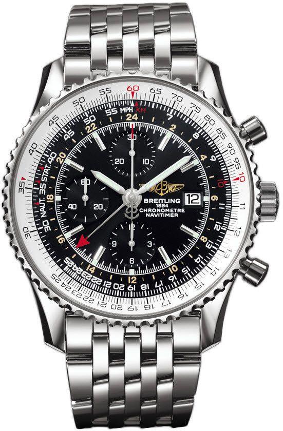Nep-Breitling-Horloges-Voor-Mannen
