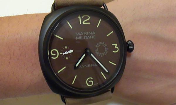 Panerai Radiomir Composite Marina Militare Nep Horloges