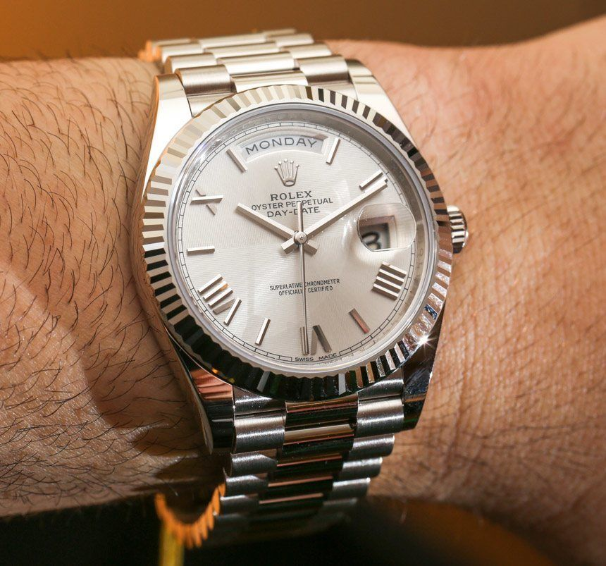 Replica Rolex Datejust Day Date Horloges