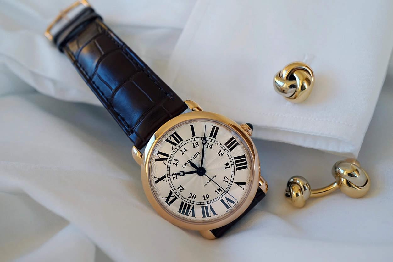 Cartier Ronde Louis Replica
