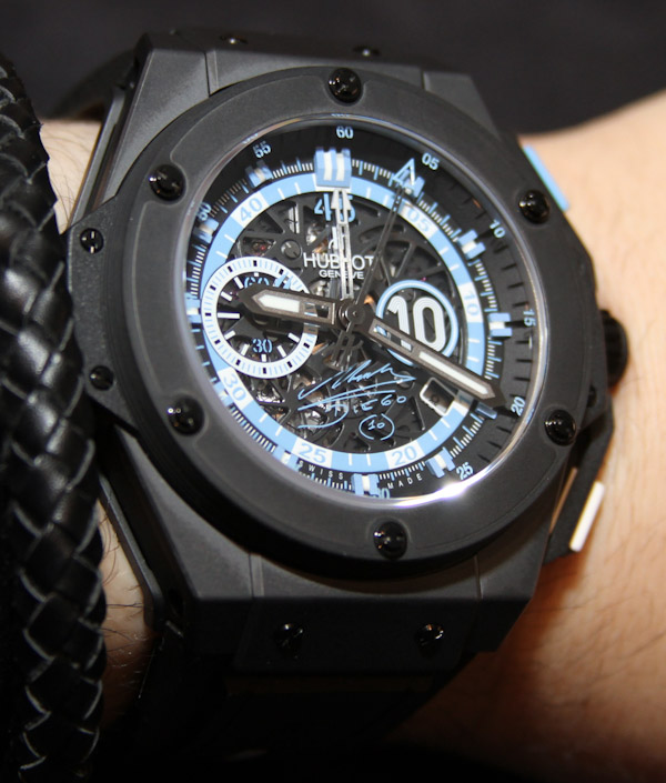 Hublot King Power Replica Horloges