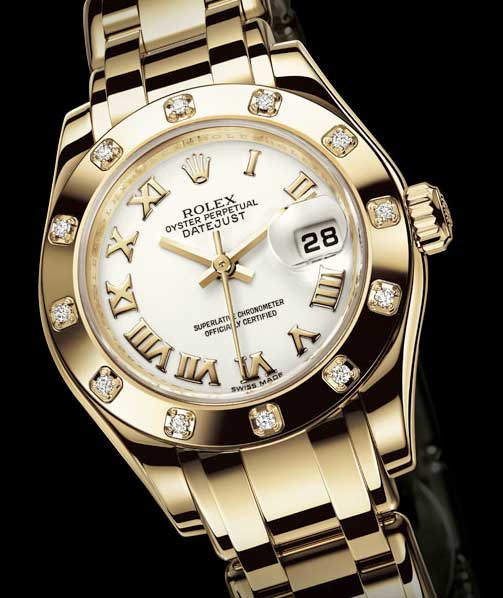 Nep Rolex Lady Datejust Pearlmaster