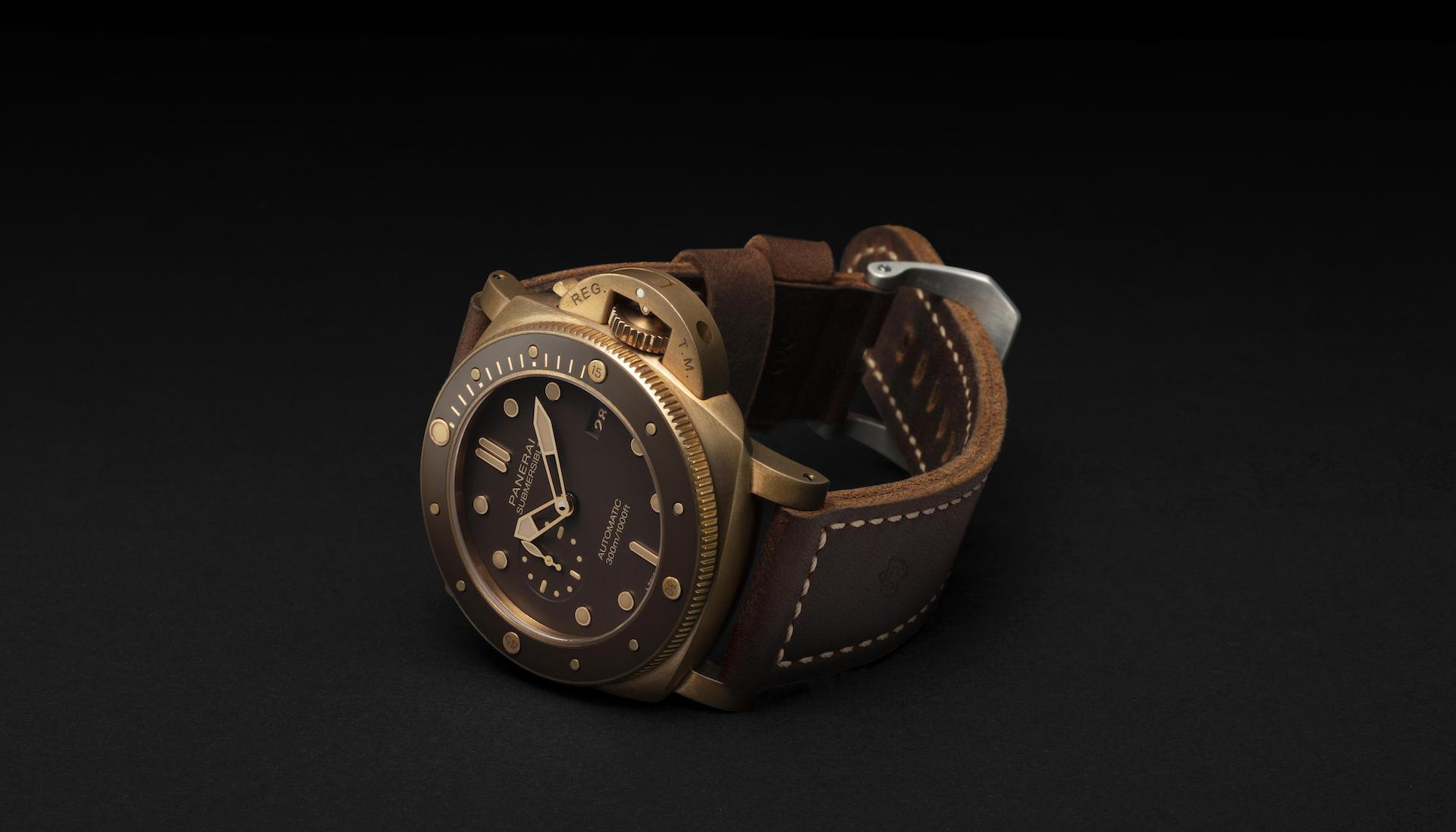 Panerai Submersible Bronzo 47mm PAM968 Replica